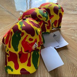 Adidas N.E.R.D Camouflage Cap